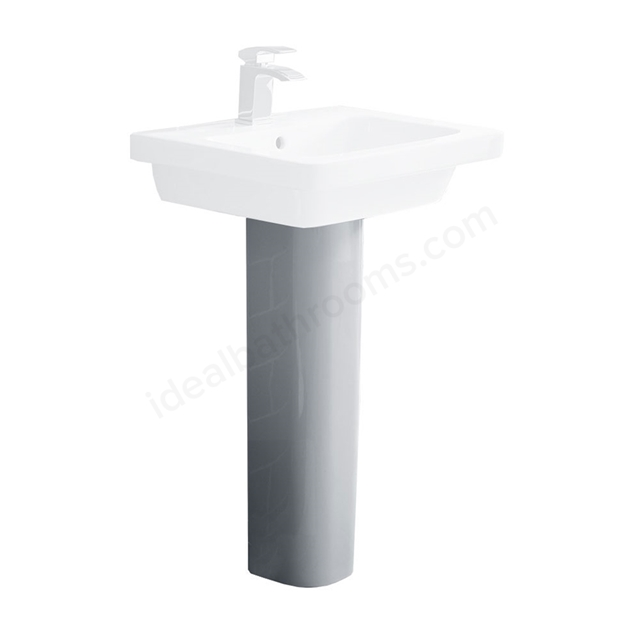 Essential IVY Full Pedestal Only; White