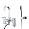 Essential STORM Bath Shower Mixer Tap